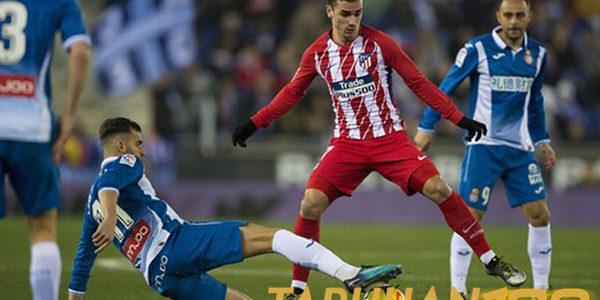 Atletico Madrid Terima Kekalahan Pertamanya Usai Kalah dari Espanyol