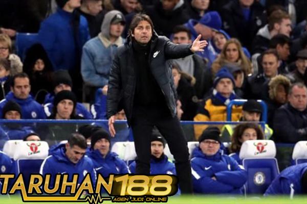 Conte Menilai Berakhir di Empat Besar Sudah Bagus Untuk Chelsea