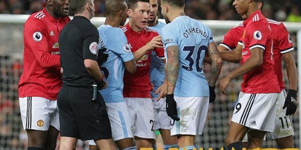 FA Putuskan Takkan Hukum MU dan City Terkait Keributan Derby