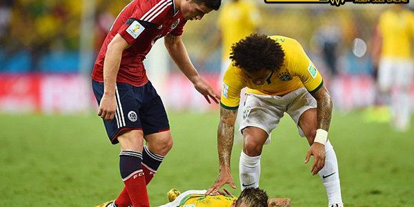 Neymar Ceritakan Pengalaman Buruknya Sewaktu Piala Dunia 2014
