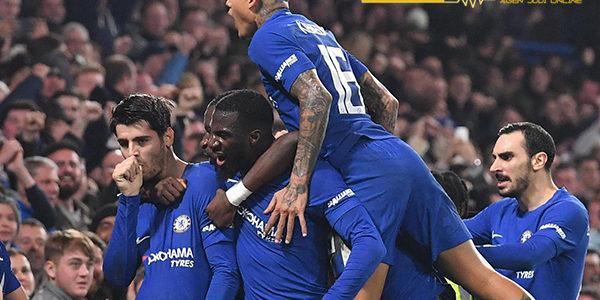 Respons Positif Chelsea Usai Kebobolan Buat Conte Senang