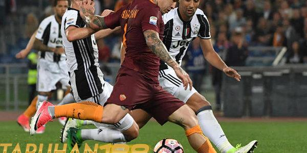 Roma Berhasrat Untuk Akhiri Catatan Negatif Kontra Juventus