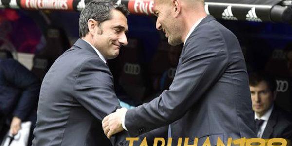 Valverde dan Zidane Sebut Laga El Clasico Takkan Jadi Penentu