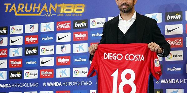 Atletico Resmi Pulangkan Diego Costa ke Wanda Metropolitano