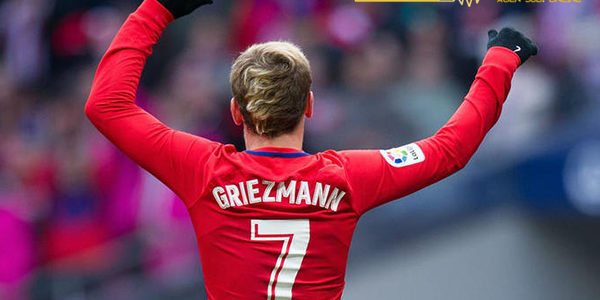 Barcelona Tegaskan Tak Ada Kesepakatan Transfer Dengan Griezmann