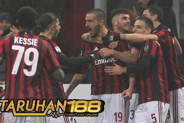 Bonucci Sebut Telah Bayar Kepercayaan Milan Lewat Gol Kontra Crotone