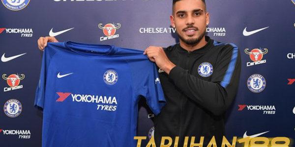 Chelsea Resmi Umumkan Boyong Emeron Palmieri dari AS Roma