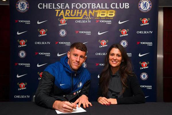Chelsea Selesaikan Kesepakatan Transfer Ross Barkley dari Everton