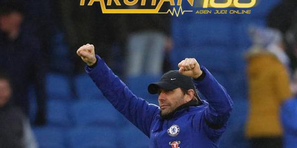 Conte Merasa Lega Chelsea Berhasil Raih Kemenangan Atas Brighton
