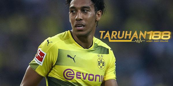 Dortmund Belum Terima Tawaran yang Jelas Untuk Aubameyang