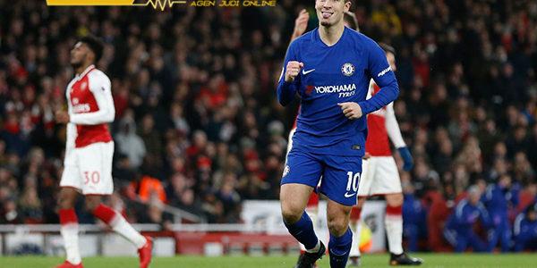 Hazard Sebut Chelsea Harusnya Mendapat Kemenangan Kontra Arsenal