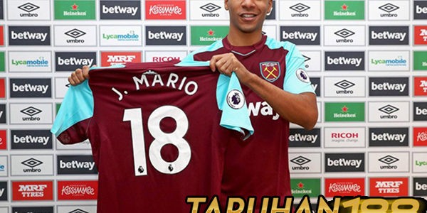Inter Milan Resmi Pinjamkan Joao Mario ke West Ham United