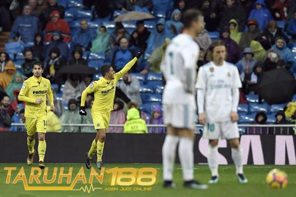 Kemenangan Villarreal di Santiago Bernabeu Buat Madrid Frustasi