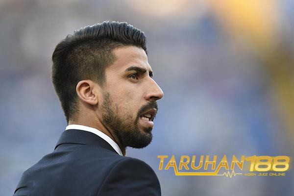 Khedira Tuntut Juventus Tetap Tampil Konsisten Jika Ingin Raih Scudetto
