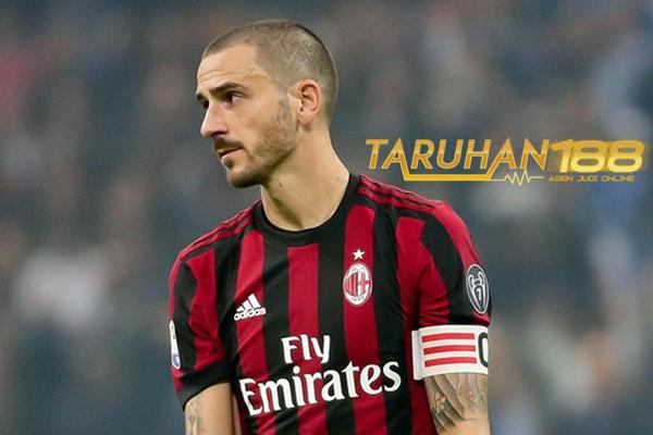 Milan Bantah Spekulasi Terkait Bonucci Ingin Hengkang dari San Siro