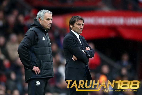 Mourinho Ingin Meredakan Perselisihan Antara Dirinya Dengan Conte
