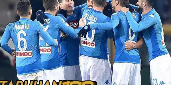 Napoli Akan Lampiaskan Kemarahan di Liga Usai Kalah di Coppa