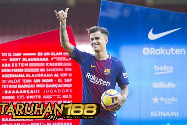 Neymar Ucapkan Selamat pada Coutinho yang Resmi Gabung Barcelona