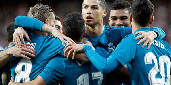 Ronaldo Pastikan Dirinya Masih Cinta dengan Madrid dan Tetap Bertahan