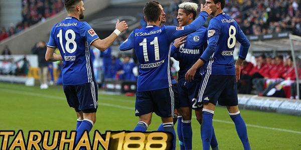 Schalke Tak Lewatkan Peluang dari Hasil Seri Dortmund dan Leipzig