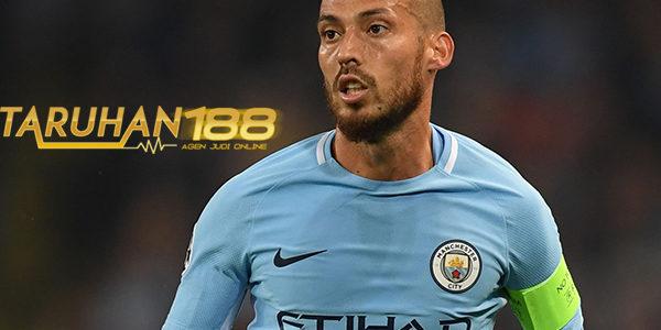 Silva Ungkapkan Alasannya Absen di Beberapa Laga Manchester City