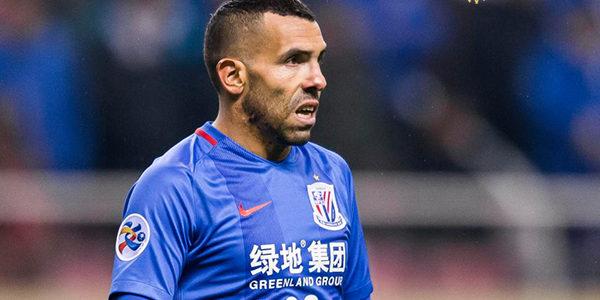 Tevez Anggap Kariernya di Liga China Seperti Sedang Liburan