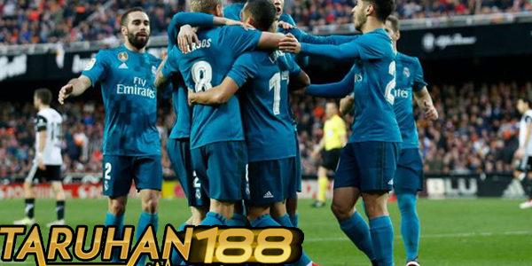 Zidane Puas Madrid Tampil Maksimal dan Tunjukan Mental Tangguh
