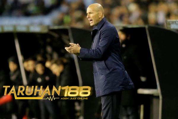 Zidane Sebut Real Madrid Tak Membutuhkan Suntikan Tenaga Baru