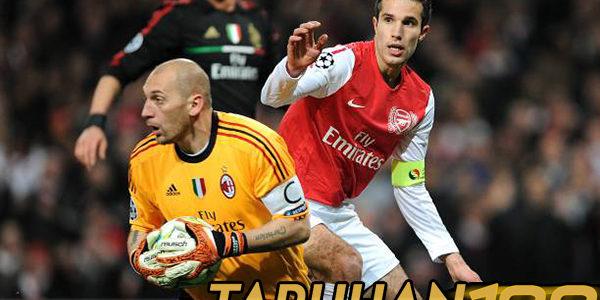 Abbiati Berharap Duel Milan Kontra Arsenal Berlangsung Menarik