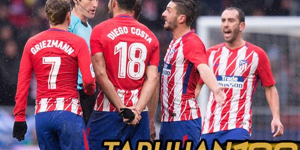 Costa Kesal dengan Keputusan Wasit dalam Kemenangan Atletico