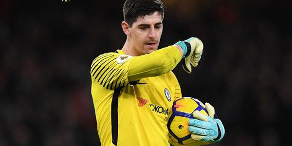 Courtois Akan Meneken Kesepakatan Kontak Baru dengan Chelsea