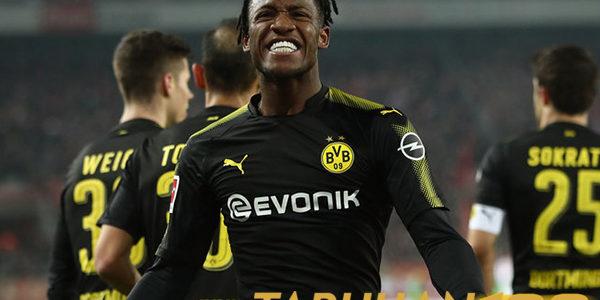 Debut Impian Batshuayi dengan Tampil Gemilang Bersama Dortmund