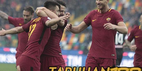 Di Francesco Puji Kinerja Kolektif Roma yang Sukses Kalahkan Udinese