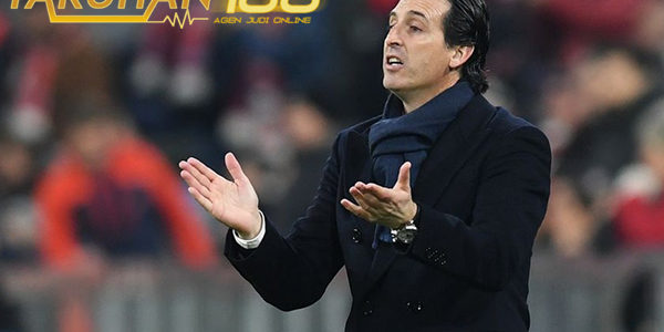 Emery Yakin PSG Bisa Kalahkan Madrid dan Maju ke Perempatfinal