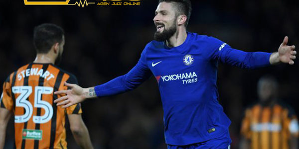 Gol Atas Hull City Jadi Momen Istimewa Giroud Berseragam Chelsea
