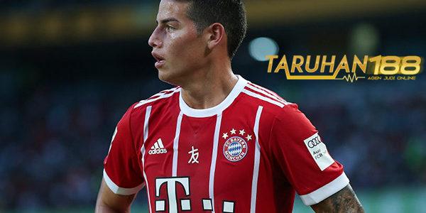 Heynckes Pastikan James Rodriguez Bahagia Bersama Bayern Munchen