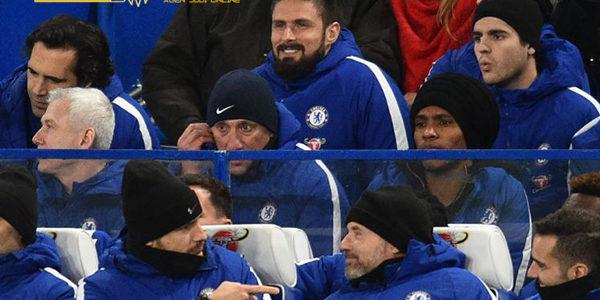Ini Alasan di Balik Giroud Putuskan Bergabung dengan Chelsea
