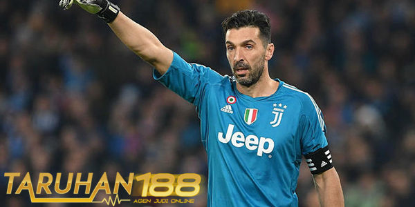 Juventus Diyakini Tak Bisa Juarai Liga Champions Besama Buffon