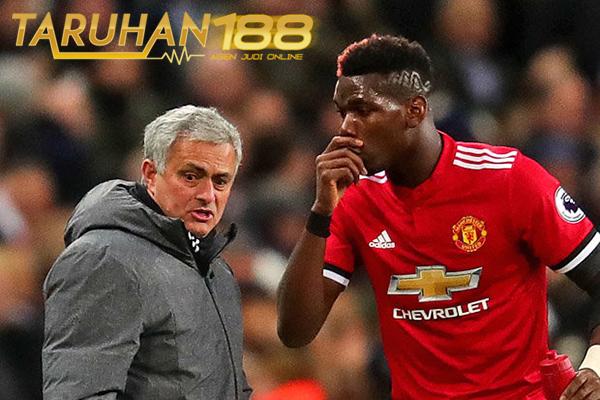 Kabar yang Menyebut Tak Akur dengan Pogba Buat Mourinho Kesal