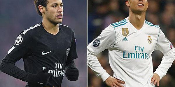 Madrid vs PSG Bukan Hanya Sekadar Duel Cristiano Melawan Neymar