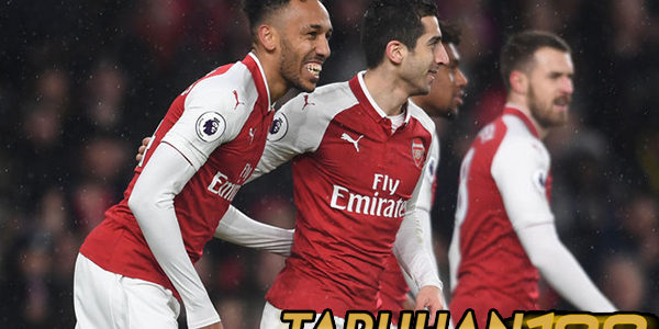 Mkhitaryan dan Aubameyang Langsung Klop di Arsenal
