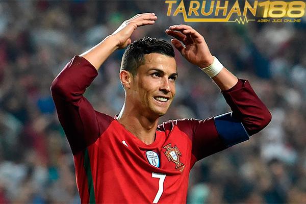 Ronaldo Akui Portugal Bukan Tim Favorit di Piala Dunia 2018
