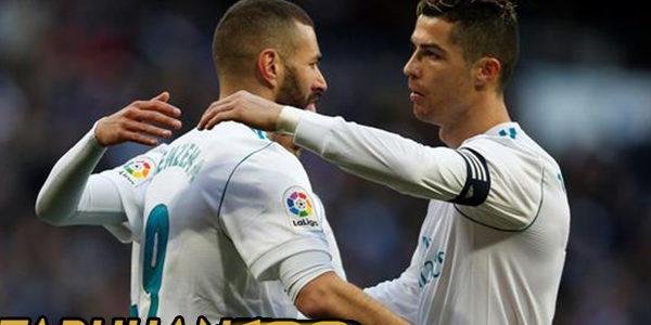 Ronaldo Punya Cara Sendiri Untuk Bantu Benzema dari Kritikan