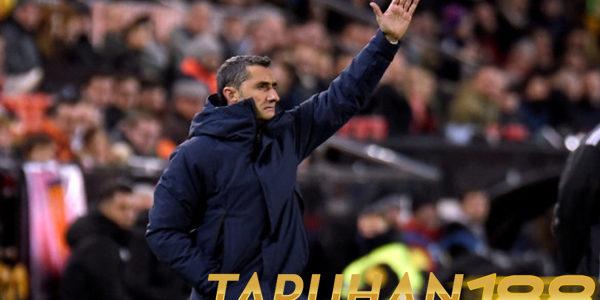 Valverde Akui Kemenangan Barcelona Atas Eibar Tak Mudah di Dapat