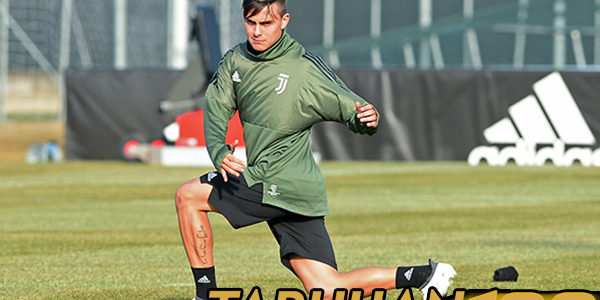 Allegri Pastikan Dybala Jadi Starter di Laga Juventus vs Lazio