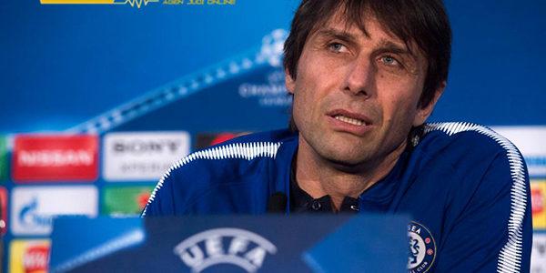 Conte Minta Chelsea Yakin Bisa Cetak Gol di Camp Nou