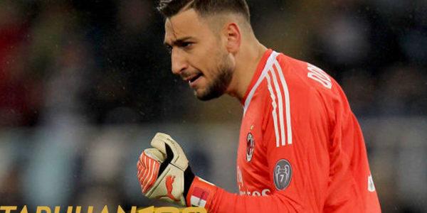 Donnarumma Ingin Balas Kekalahan Atas Juventus di Final Coppa Italia