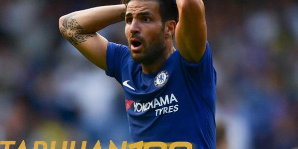 Fabregas Mengaku Tak Terpikir Rayakan Gol Jika Bobol Gawang Barca