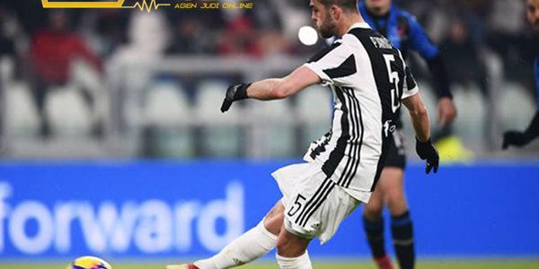 Gasperini Merasa Aneh dengan Penalti yang di Dapat Juventus