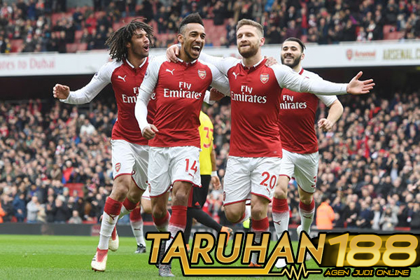 Kemenangan Arsenal Atas Watford Tinggalkan Sejumlah Catatan Istimewa